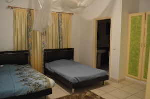 Spare bedrooms... where you will stay when you come visit!
